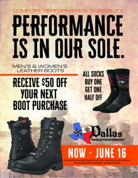 Boots Promo