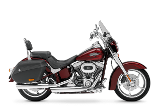CVO™ Softail<sup>®</sup> Convertible - 2012 Motorcycles