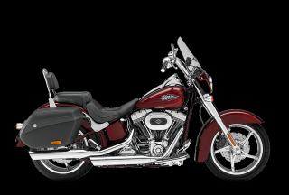 CVO™ Softail<sup>®</sup> Convertible - 2012 Motorcycles