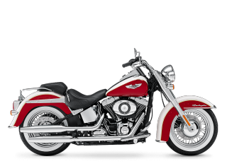 Softail<sup>®</sup> Deluxe - 2013 Motorcycles