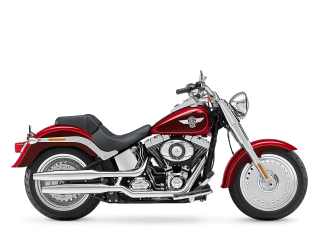 Fat Boy<sup>®</sup> - 2013 Motorcycles