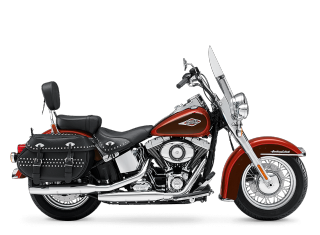 Heritage Softail<sup>®</sup> Classic - 2013 Motorcycles