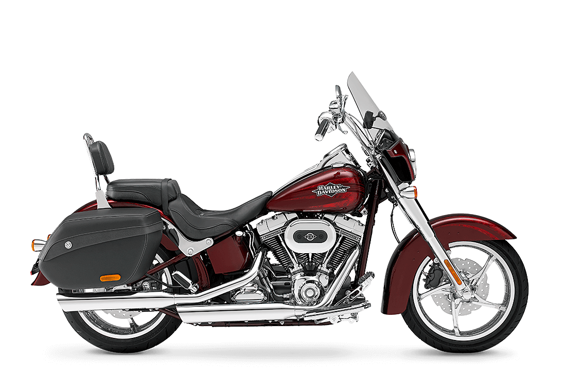 CVO™ Softail<sup>®</sup> Convertible