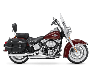Heritage Softail<sup>®</sup> Classic - 2010 Motorcycles
