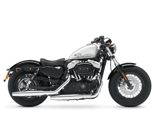 Forty-Eight<sup>®</sup> - 2011 Motorcycles