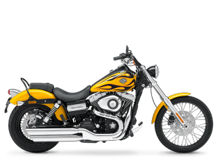 Wide Glide<sup>®</sup> - 2011 Motorcycles