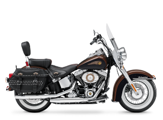 Heritage Softail® Classic Anniversary Edition - 2013 Motorcycles