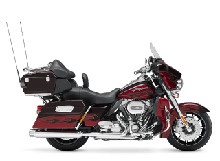 CVO™ Ultra Classic® Electra Glide® - 2011 Motorcycles