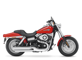 Fat Bob® - 2010 Motorcycles