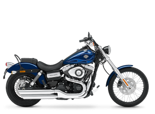 Wide Glide<sup>®</sup> - 2013 Motorcycles