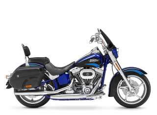 CVO<sup>™</sup> Softail® Convertible - 2011 Motorcycles