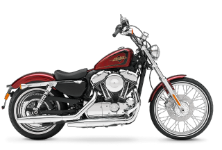 Seventy-Two<sup>®</sup> - 2012 Motorcycles