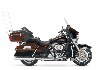 Electra Glide® Ultra Limited Anniversary Edition - 2013 Motorcycles