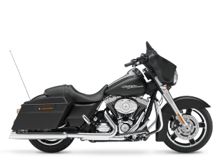 Street Glide<sup>®</sup> - 2013 Motorcycles