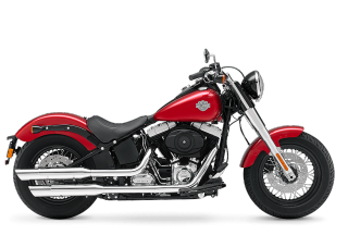 Softail Slim<sup>®</sup> - 2012 Motorcycles