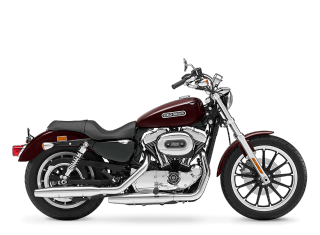Sportster<sup>®</sup> 1200 Low - 2011 Motorcycles