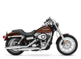 Super Glide<sup>®</sup> Custom - 2011 Motorcycles