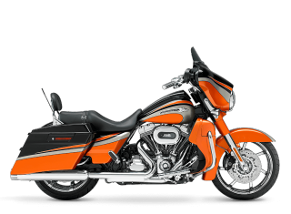 CVO<sup>™</sup> Street Glide<sup>®</sup> - 2011 Motorcycles