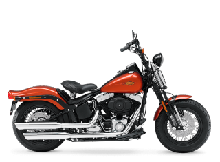 Softail<sup>®</sup> Cross Bones<sup>™</sup> - 2011 Motorcycles