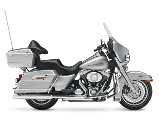 Electra Glide<sup>®</sup> Classic - 2011 Motorcycles