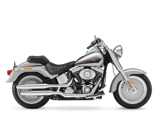Fat Boy<sup>®</sup> - 2010 Motorcycles