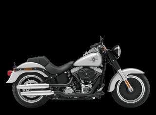 Fat Boy<sup>®</sup> Lo - 2011 Motorcycles