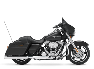 Street Glide<sup>®</sup> - 2011 Motorcycles