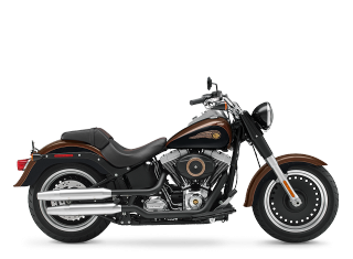 Fat Boy® Lo Anniversary Edition - 2013 Motorcycles