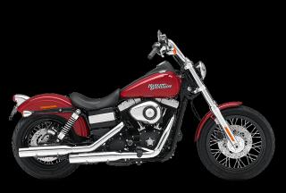 Street Bob<sup>®</sup> - 2012 Motorcycles