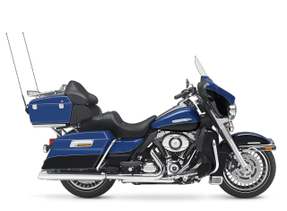 Electra Glide® Ultra Limited - 2010 Motorcycles