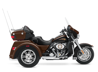 Tri Glide® Ultra Classic® Anniversary Edition - 2013 Motorcycles