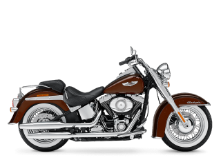 Softail<sup>®</sup> Deluxe - 2011 Motorcycles