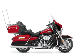 Electra Glide<sup>®</sup> Ultra Limited - 2011 Motorcycles