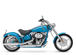 Softail<sup>®</sup> Rocker<sup>™</sup> C - 2011 Motorcycles