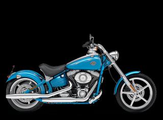 Softail<sup>®</sup> Rocker<sup>™</sup> C - 2011 Motorcycles
