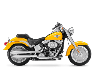 Fat Boy<sup>®</sup> - 2011 Motorcycles