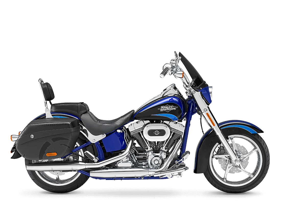 CVO<sup>™</sup> Softail® Convertible