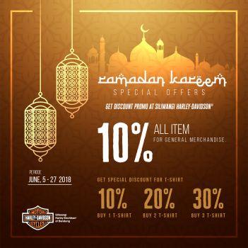 Ramadan Kareem Special Offers