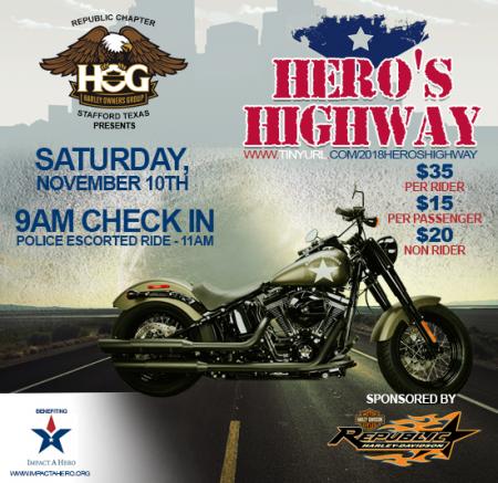 Hero's Highway Ride