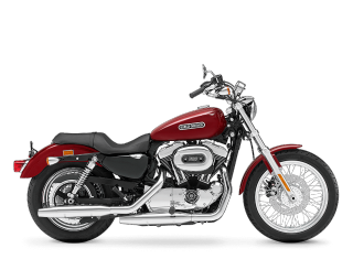 Sportster<sup>®</sup> 1200 Low - 2010 Motorcycles
