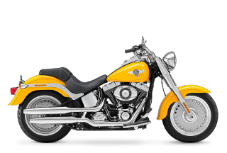 Fat Boy<sup>®</sup> - 2012 Motorcycles