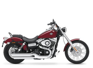 Wide Glide<sup>®</sup> - 2010 Motorcycles