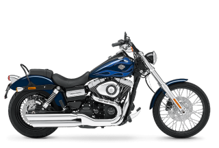 Wide Glide<sup>®</sup> - 2012 Motorcycles