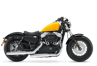 Forty-Eight<sup>®</sup> - 2012 Motorcycles