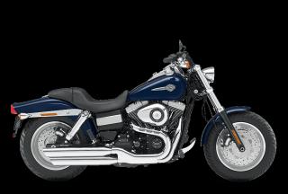 Fat Bob<sup>®</sup> - 2012 Motorcycles