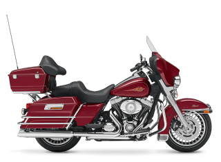 Electra Glide<sup>®</sup> Classic - 2010 Motorcycles