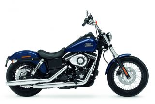 Street Bob<sup>®</sup> - 2013 Motorcycles