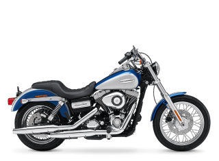 Super Glide<sup>®</sup> Custom - 2010 Motorcycles