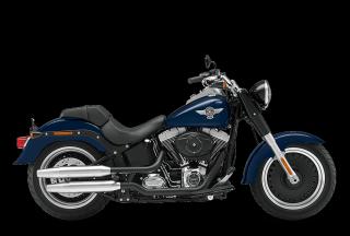 Fat Boy<sup>®</sup> Lo - 2012 Motorcycles