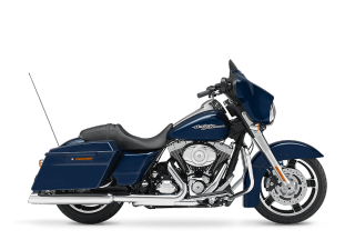 Street Glide<sup>®</sup> - 2012 Motorcycles